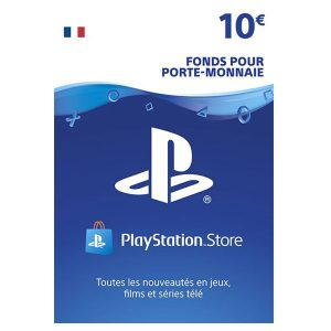 Playstation network 10€