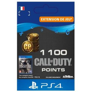 1100 Points Call Of Duty
